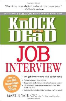 job interview knock dead