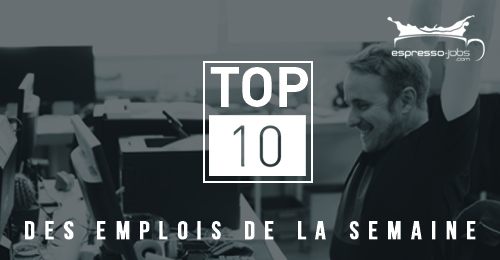 Top 10 emplois EJ