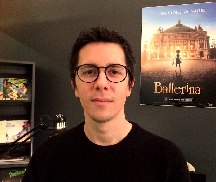 Superviseur VFX de Ballerina : «  On crée tout l'univers, on part de zéro »