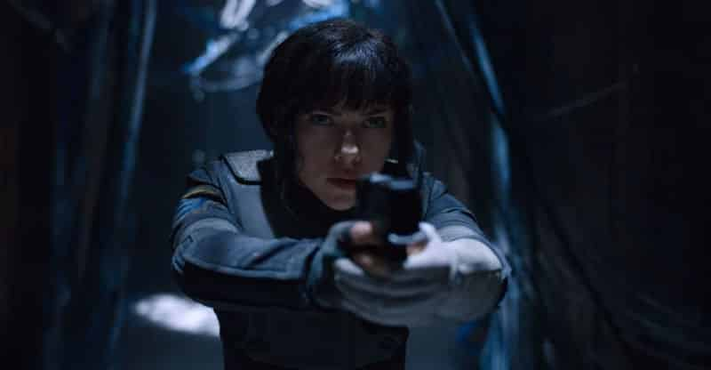 Une nouvelle bande annonce pour Ghost in the shell!