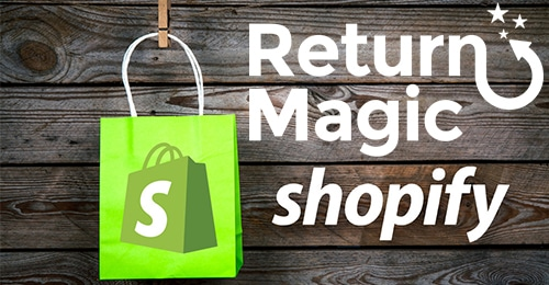 Shopify acquiert Return Magic