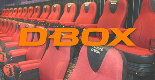 D-Box signe une entente avec Secret Location