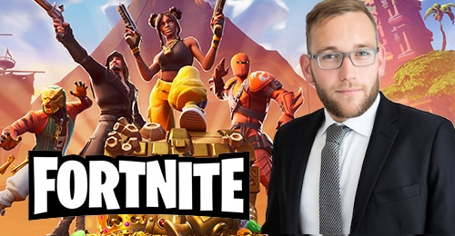 Une action collective contre Fortnite